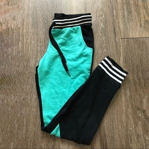 Rue21 Colorblock Joggers